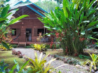 3 Bedroom Tropical Chalet, 300 meters from the beach
