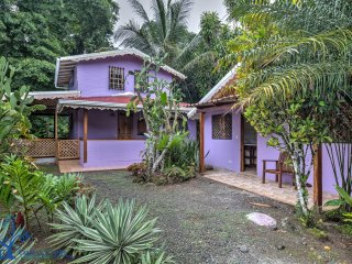 Casa Violeta Affordable Punta Uva Beachside Cottage