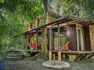 Exotic 2 BR Pure Jungle House
