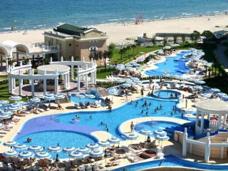 Sunset Resort Pomorie 2 Bed Apt