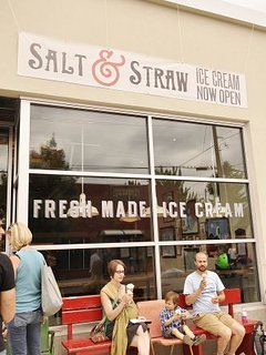 Salt and Straw on Alberta Street - 1.1 miles from Sumner Guest House