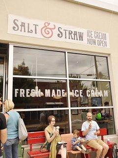 Salt & Straw on Alberta Street - 1.1 miles from Sumner Guest House