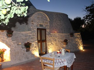 Mansion with one bedroom in Ostuni, with terrace and WiFi - 6 km from the beach