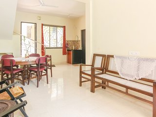 Pinto holiday villas - 3 bedroom villas Edwin in North Goa