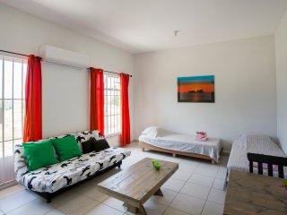 Standard double room 2 single beds