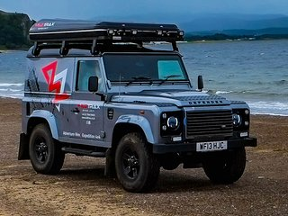 WildTrax 4x4 Adventure Hire - Loch Ness, Scotland
