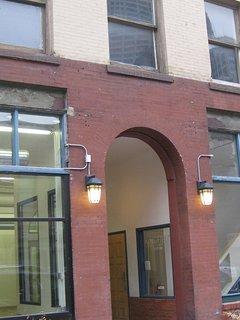 Brill Building Entry