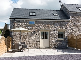 Berth Y Bwl Cottages, Trelogan: Woodland Cottage