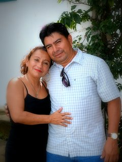 Rebeca & Fernando, already 5 years the caretakers!