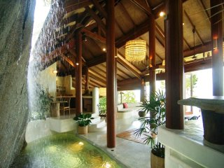 3 Bed Waterfall Villa - Peaceful Retreat