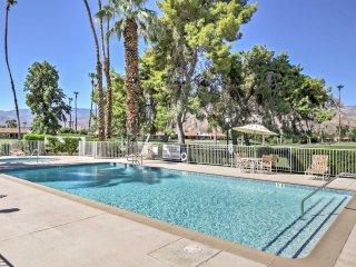 NEW! 2BR Rancho Mirage Condo w/Resort Amenities