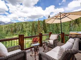 Ski-in/out with amazing views, private hot tub - Crown Peak at Tristant