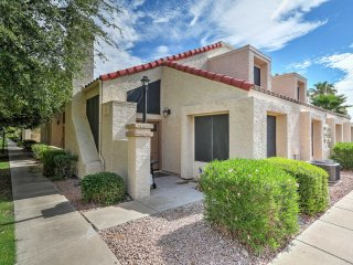 NEW! Chic 3BR Mesa Condo By Spring Training Parks!