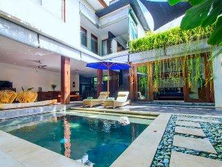 Private And Tranquil 3BR Villa in Bali