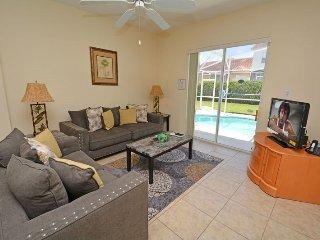 741BD. Beautiful Disney Area 4 Bedroom 3 Bath Pool Home