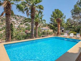 Monica - holiday home with private swimming pool in Benissa