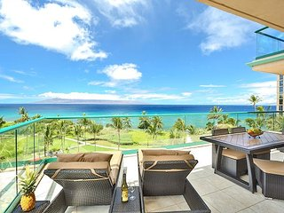 Best Frontline 3 bedroom with Sunset Views! Honua Kai -  Konea 551 - Luxury!
