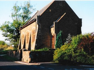 Cumbrian chapel