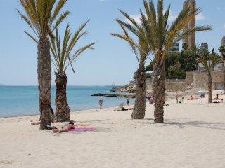 Apartamento en la playa de la Albufereta, icerquita de todo!
