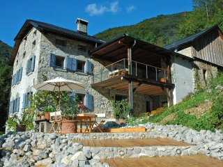 Luxury Estate House In The Soca Valley