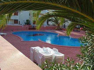 Tenerife frente a la playa para 4 personas