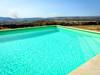 Brand new villa with the view of vineyards