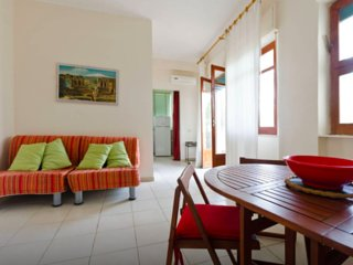 Sea-view with garden apartment in Recanati, Sicily (near Taormina)! 1