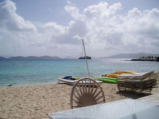 Beautiful 1BR Condo on Sapphire Beach St Thomas Virgin Islands