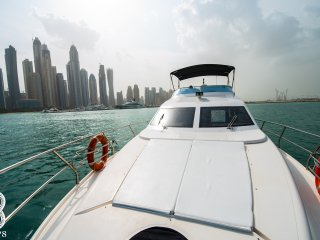 TOP8 BOAT AND YACHT RENTAL Al Shaali MArine 50