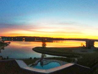 Ultimate Luxury Lakefront Beauty On Big Water, Level Lake Lot, Pool & Elevator