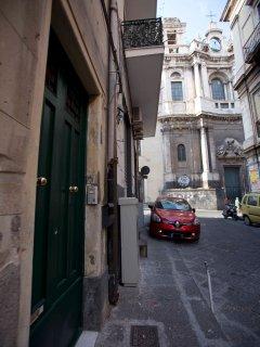 Duomo home design- entrance