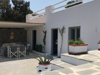 NEW LISTING! Private Villa with POOL and OCEAN VIEW in Stelida Naxos