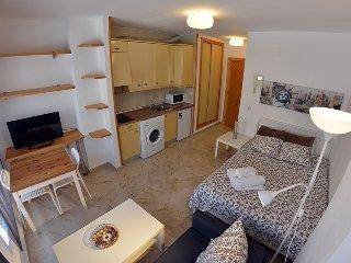 Apartamento Dulcinea | Edificio Vela - Centro de Malaga