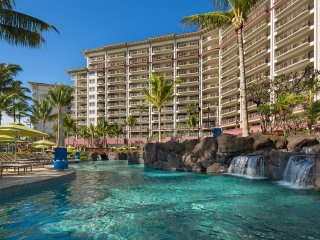 Maui Ocean Front Hyatt Kanapali Beach Residence Club!! Get The 7th Night Free!!