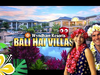 Wyndham Bali Hai ツ Equipped 2 Bedroom Vacation Rental Condo in Princeville Kauai