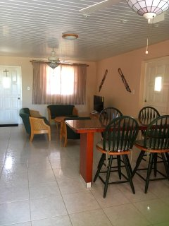 Open Concept Living, Fully Air Conditioned