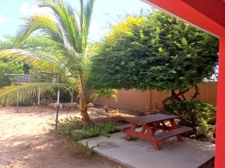 Tropical BBQ and Picnic Area
