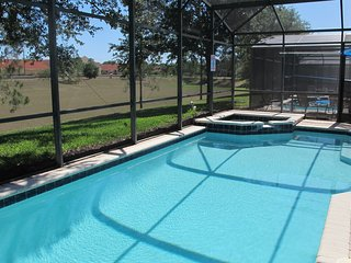 New Listing! 4BR/4BA Windsor Hills Private Pool Home NO rear Neighbors - Disney