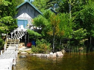 Camp Ripples - Long Pond, Mount Desert