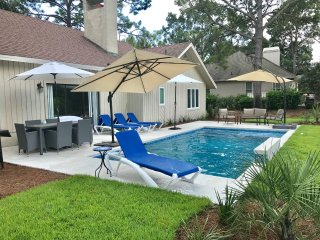 Palmetto Dunes, Private Pool, Golf Course, 5 bikes included, lots of extras