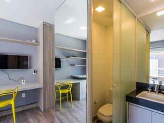 Cozy Gourmet Studio II in Vila Olimpia