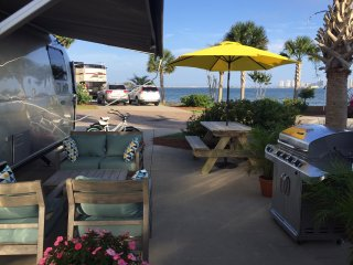 Airstream Cabana on the Emerald Coast