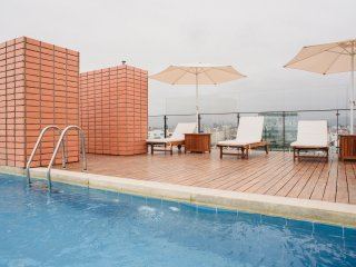 PERU APARTMENTS RENT - GREAT LOCATION MIRAFLORES 2BDR