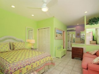 Beach Studio at Lido Key Villas