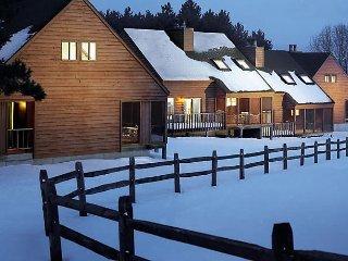 Christmas Mountain Village 3