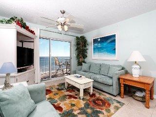 401 Summerlin:** Amazing Views of Beach ~ Corner Unit ~ Free Beach Service**