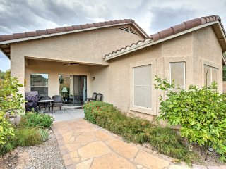 Peaceful Queen Creek House w/ Hot Tub Near Hiking!
