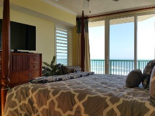 2nd Floor, 3 bed/3 bath Direct Oceanfront Condo