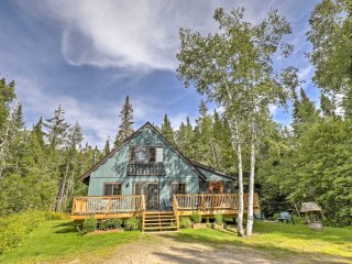 NEW! 3BR Lake Placid House w/Wooded Views!