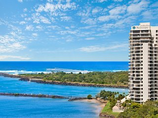 Seascape Unit 1402 - Great location and amazing water views